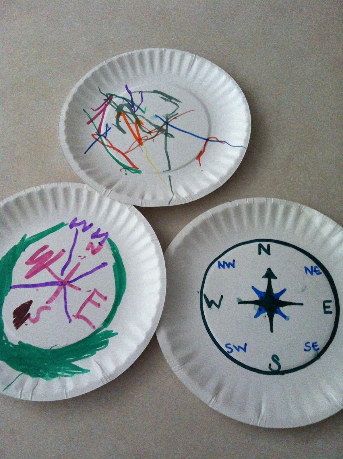 Preschool Pirate Projects
