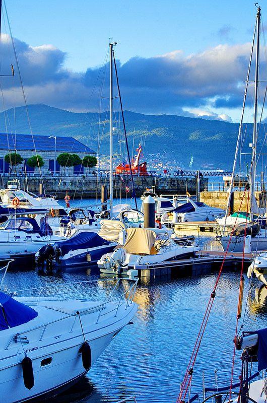 Vigo - Espagne - Galice - 019 le Port