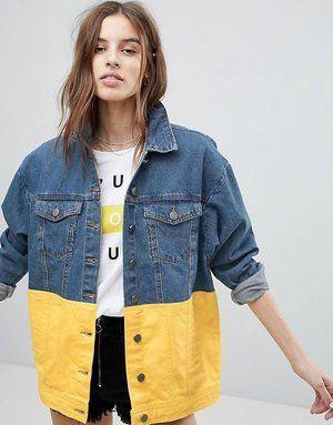 Photo of 8 Denim Jean Jacket Sewing Patterns  — SARAH KIRSTEN