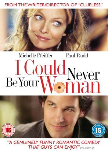 I Could Never Be Your Woman: Michelle Pfeiffer, Paul Rudd, Saoirse Ronan, Tracey Ullman, Jon Lovitz, Amy Heckerling - director