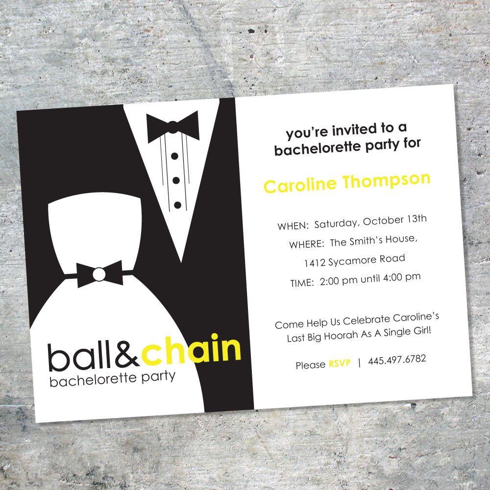 best bachelorette invite ever reddit - Google Search   Bachelorette