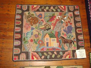 Saundra of Woodland Junction: And There Are More Cape May Rugs