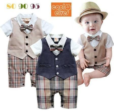 03cb41de22275 ... 男の子服カットロンパース新生児服. 1歳 タキシード - Google 検索