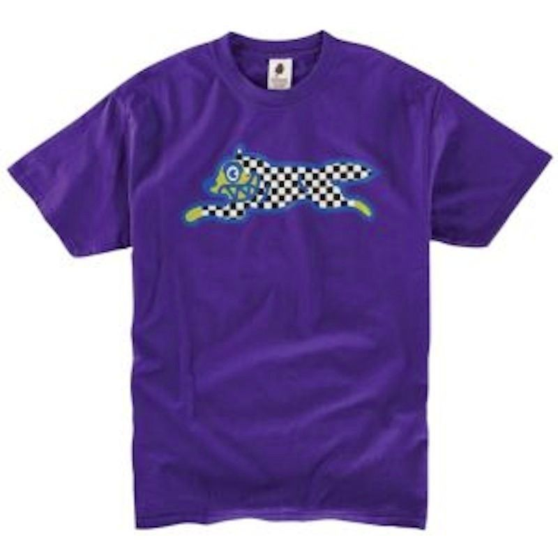 Icecream By Billionaire Boys Club Mens Purple Ice Cream Sweatshirt Size XL