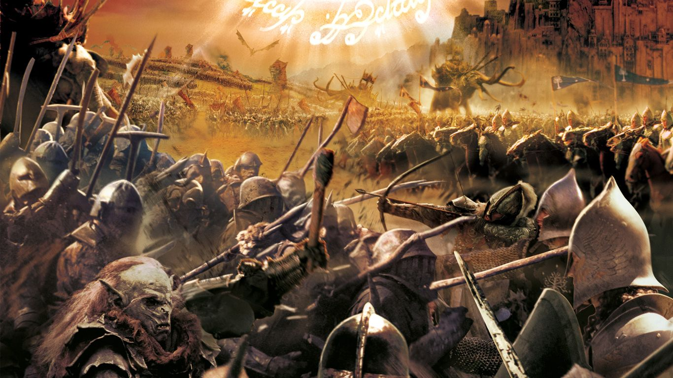 The Lord of the Rings The Battle for Middleearth
