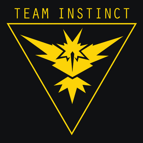 Team Instinct Pokemon Go Team Instinct Team Instinct Team Instinct Pokemon
