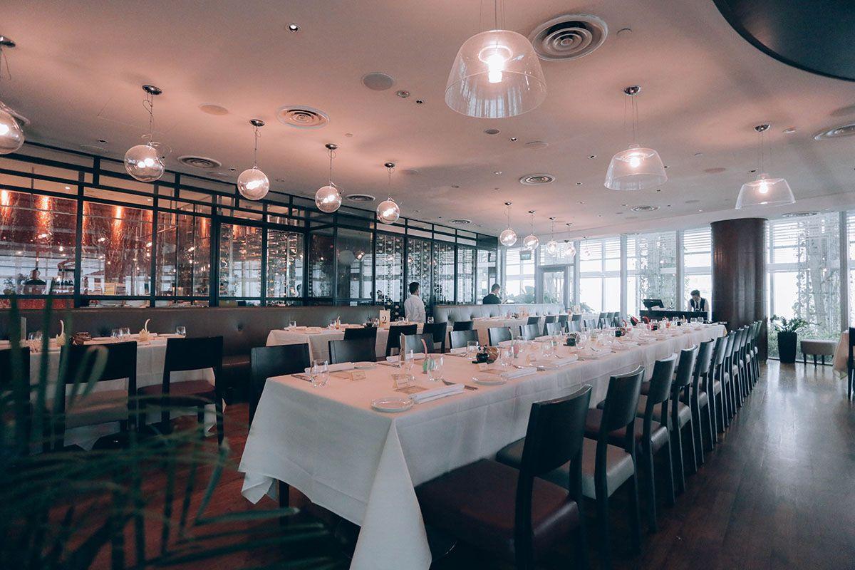 Zafferano, Singapore // Wedding venues in Singapore and