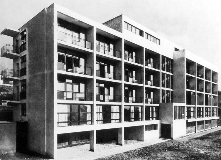 Eliska Machova students home Brno, Czechoslovakia Bohuslav Fuchs, 1929-1930