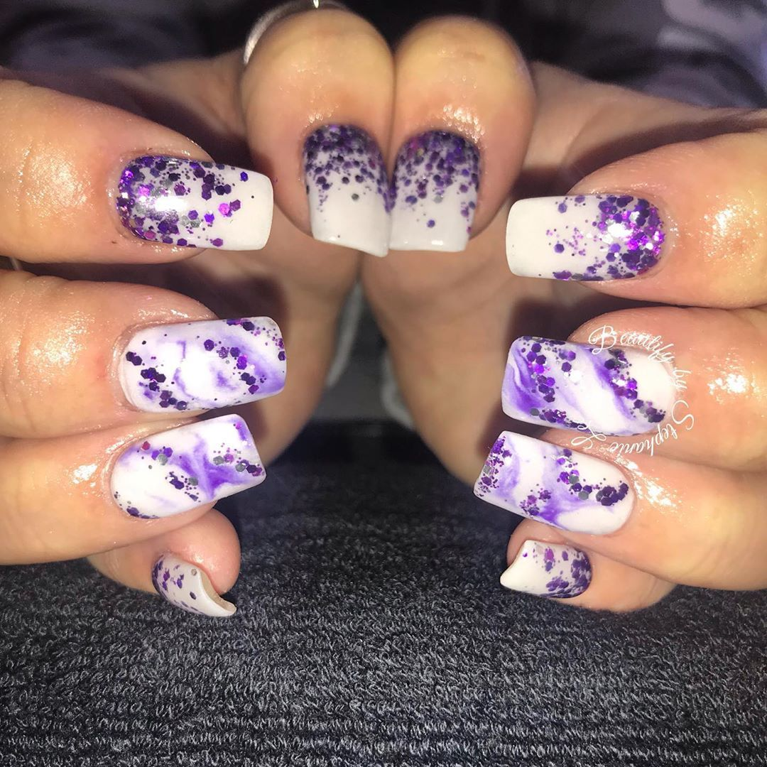 Top 5 Nail Art Tips For Beginners Expert Advice: Beautiful Nails Gel Nails With Tips Juliana Nails Nail
