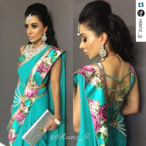 Dulhan Puff Hair Style Indian Bridal Hairstyles Dulhan Hair