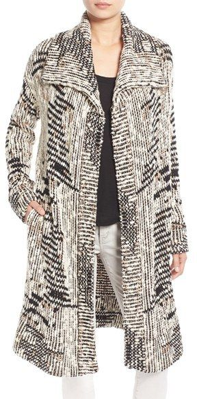 Ella Moss 'Gemma' Long Sweater Coat
