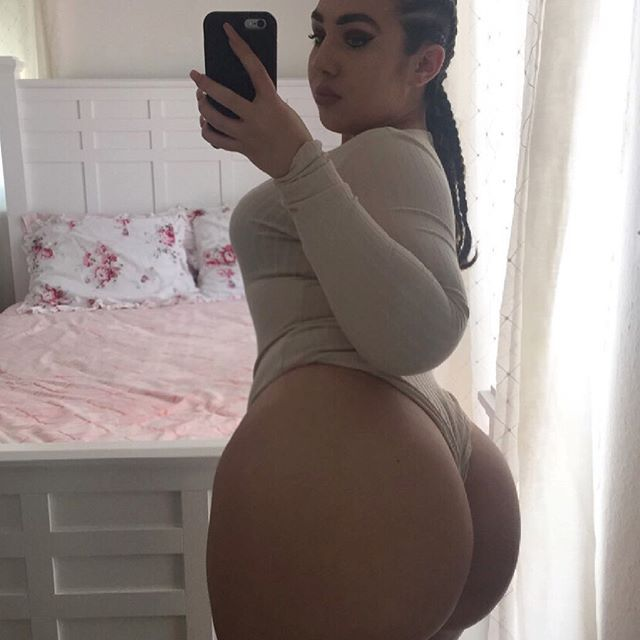 Sexy morgan thick white girl