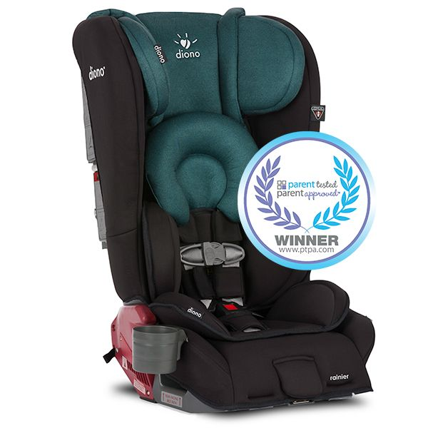 Award-winning Diono Convertible+Booster car seats are the only ...