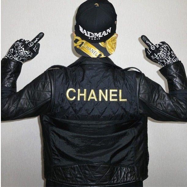 BADMAN. Paris. Chanel. Brand. Clothing. Men. Fashion. Street ...
