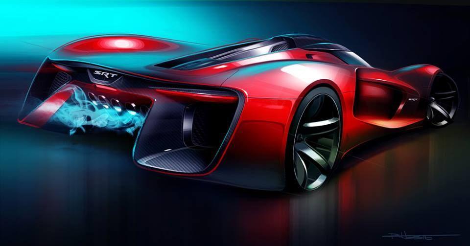 SRT Tomahawk Vision GT.