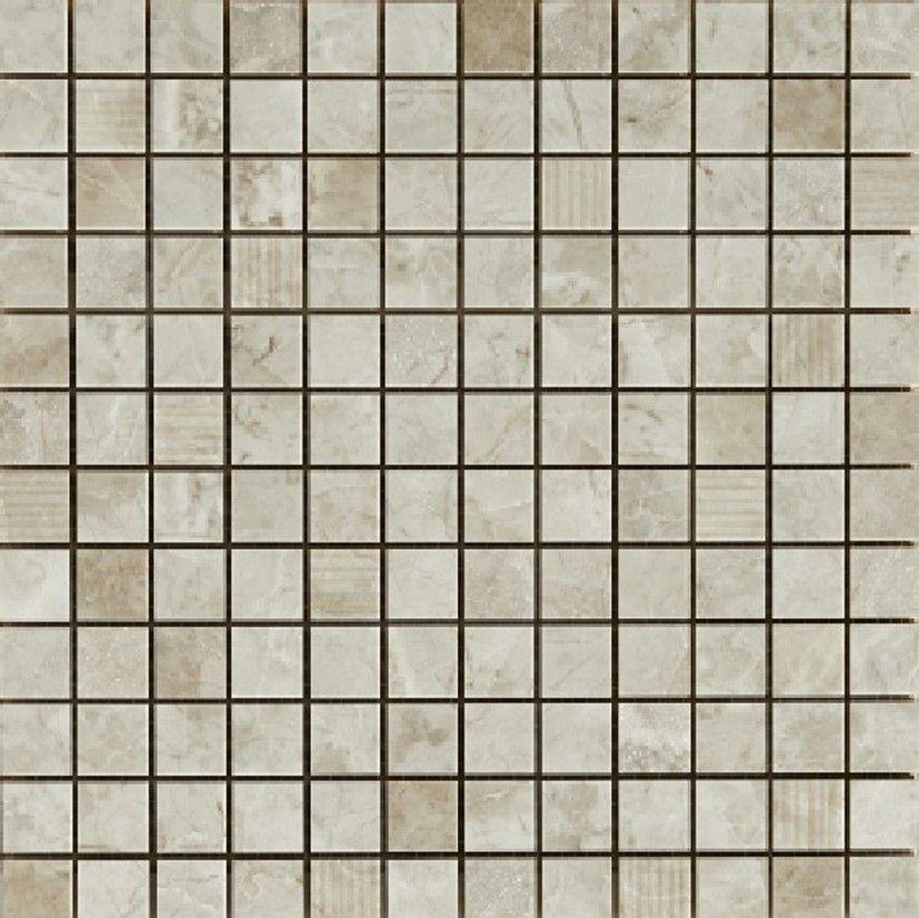 aparici #beyond beige #mosaico 2,5x2,5 29,75x29,75 cm | #gres | su, Hause deko