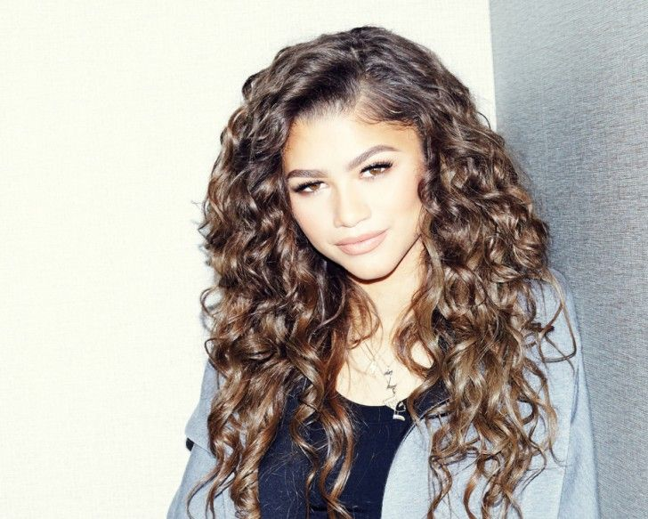 Zendaya Zendaya Hair Hair Styles Curly Hair Styles