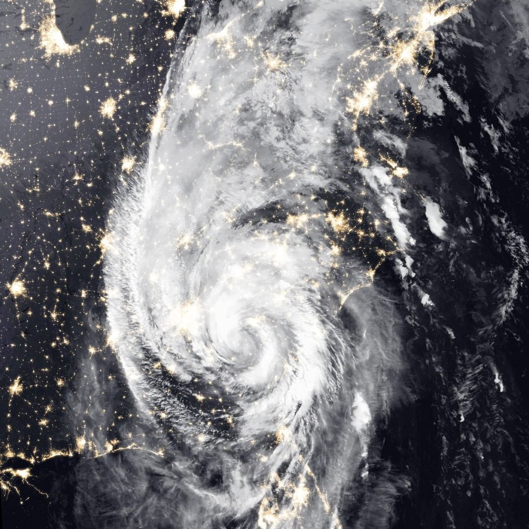 Nasa On Instagram Since Making Landfall Hurricane Michael Has Caused Severe Property Damage And Deaths In The Southeast Nasa Sky Photography Astronomy Facts