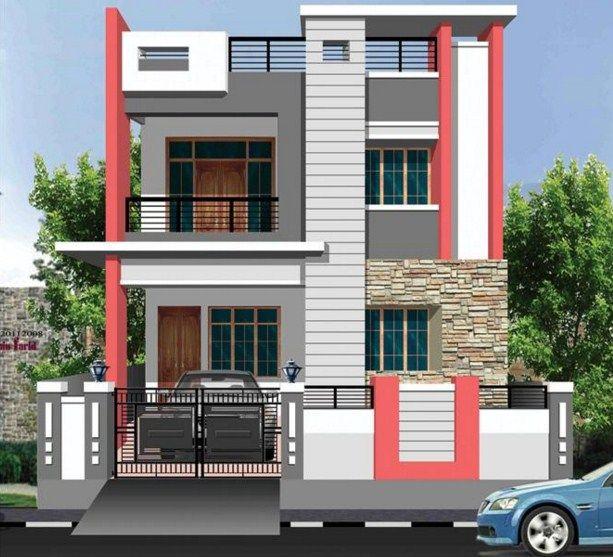 Gambar rumah minimalis type house paint exterior colors design also pinterest rh