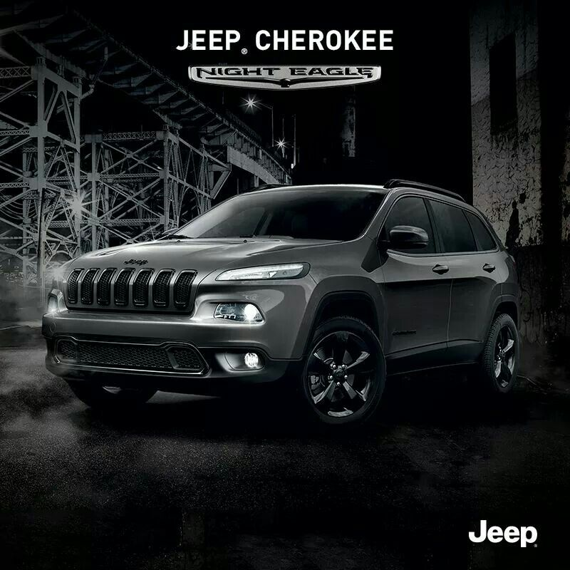 Jeep Cherokee Night Eagle Autos