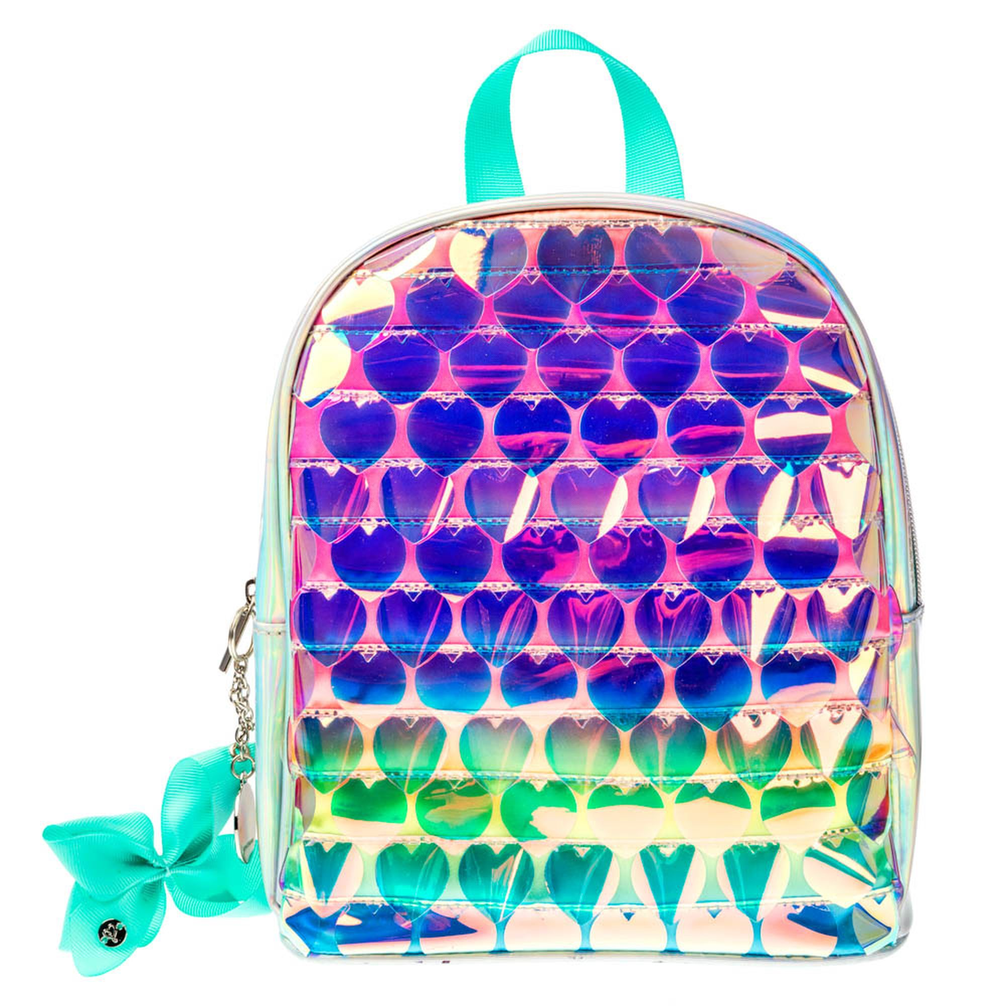 New Claires Back to School Girls Backpacks Shoulder Strap Ruck Sacks For All Occasions
