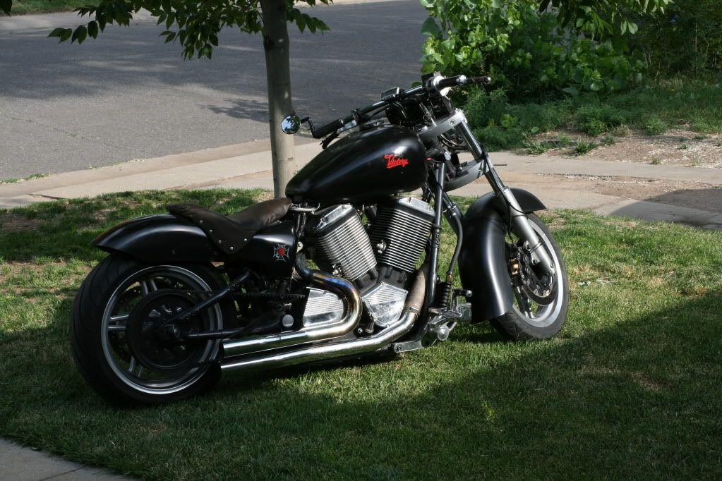 V92c Bobber Victory Motorcycles Custom Bobber Bobber
