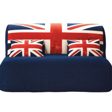 Cute British Flag Sofa So Want This For My Room