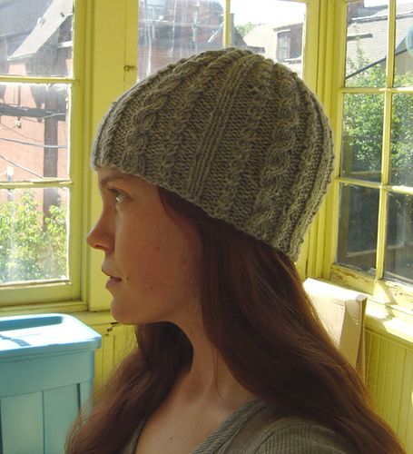 Cozy Cabled Toque Pattern By Jae Knits Pinterest Cozy Knitted