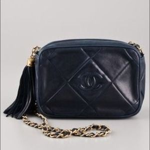 de1ffc0b8654 CHANEL Handbags - 100% Authentic Vintage Chanel Camera bag | YOKO ...
