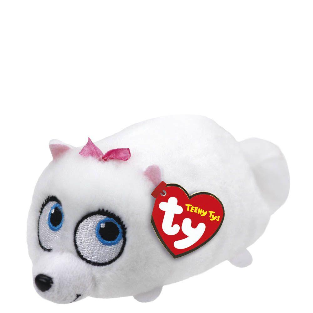Ty The Secret Life Of Pets Gidget Teeny Tys Plush At The Paper Store Ty Plush Secret Life Of Pets Pets