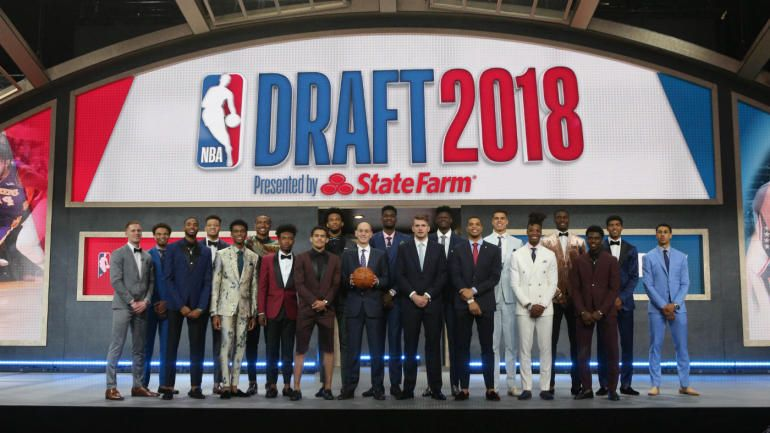 2018 NBA Draft grades Pickbypick results, analysis for