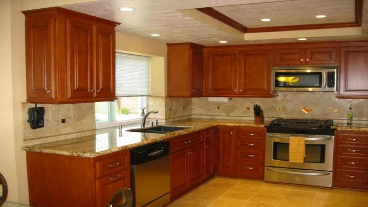 color kitchen wall paint colors for kitchens with cherry cabinets