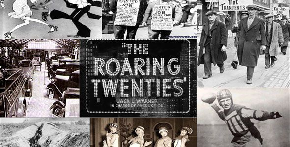 the roaring twenties facts