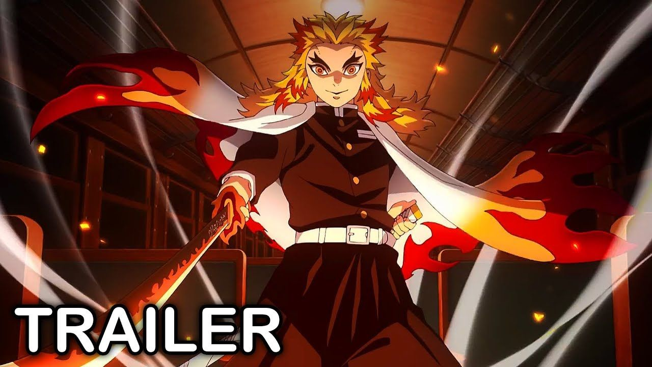 Demon Slayer Kimetsu no Yaiba The Movie Infinity Train