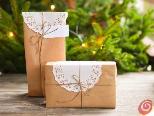 Confezioni regalo per natale fai da te decorare i for Pacchetti garage fai da te