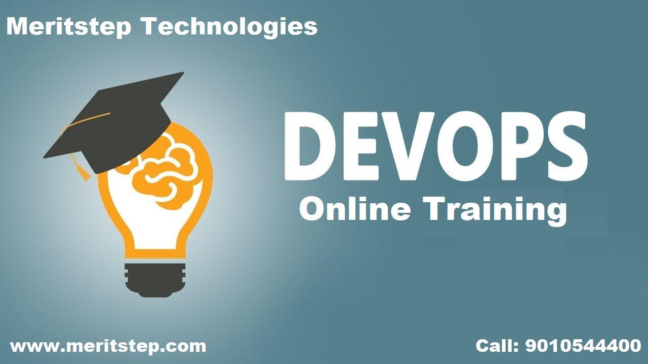 Pin by Meritstep Technologies on DeVops Online Training