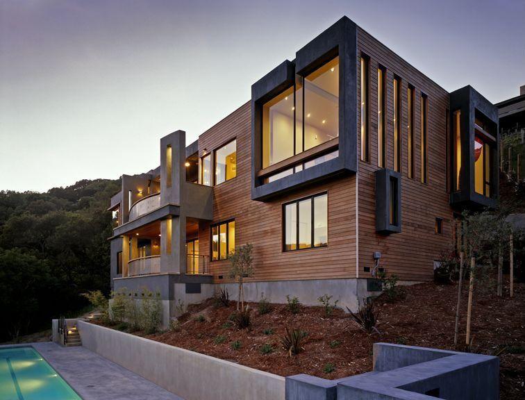Modern Modular Home Rumah Ide Modern contemporary house zillow