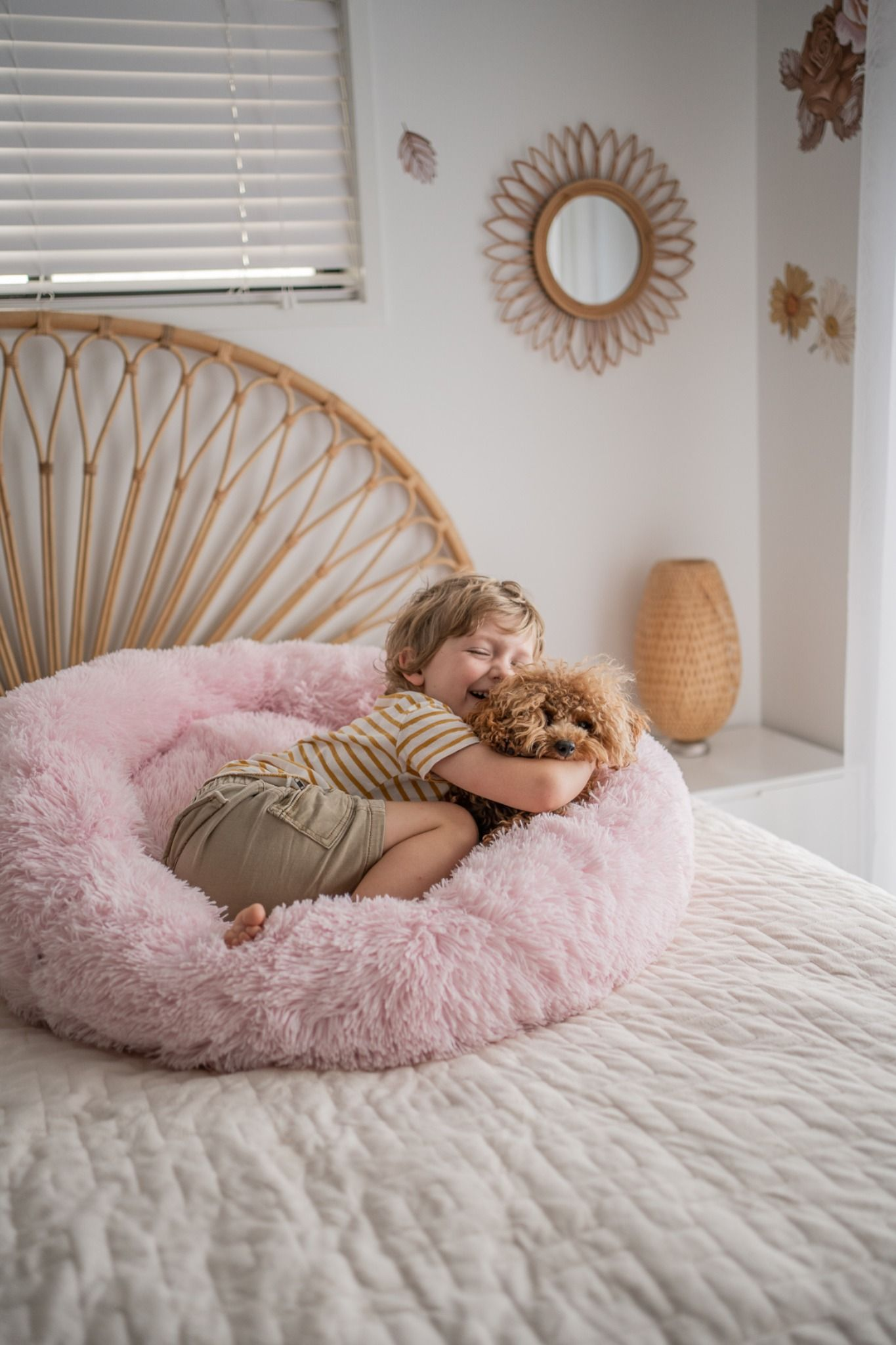 Calming Pet Bed in 2020 Pet calming, Toddler girl room