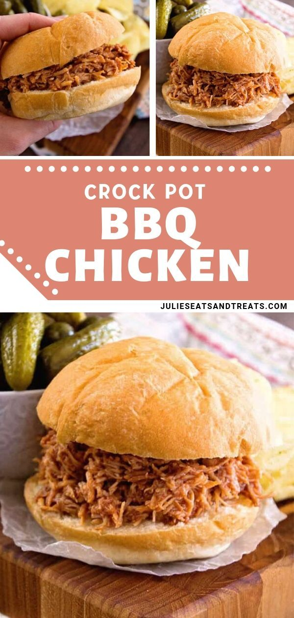 Quick And Easy Crock Pot Bbq Chicken Is The Perfect Fall Recipe For Dinner This Bbq Chicken