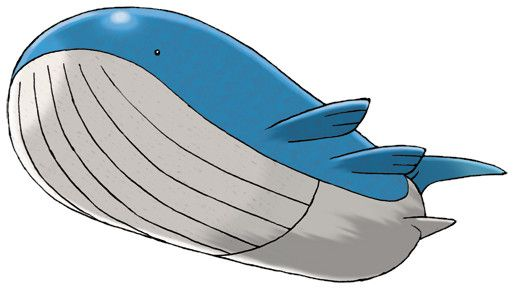 Pokédex entry for #321 Wailord containing stats, moves ...