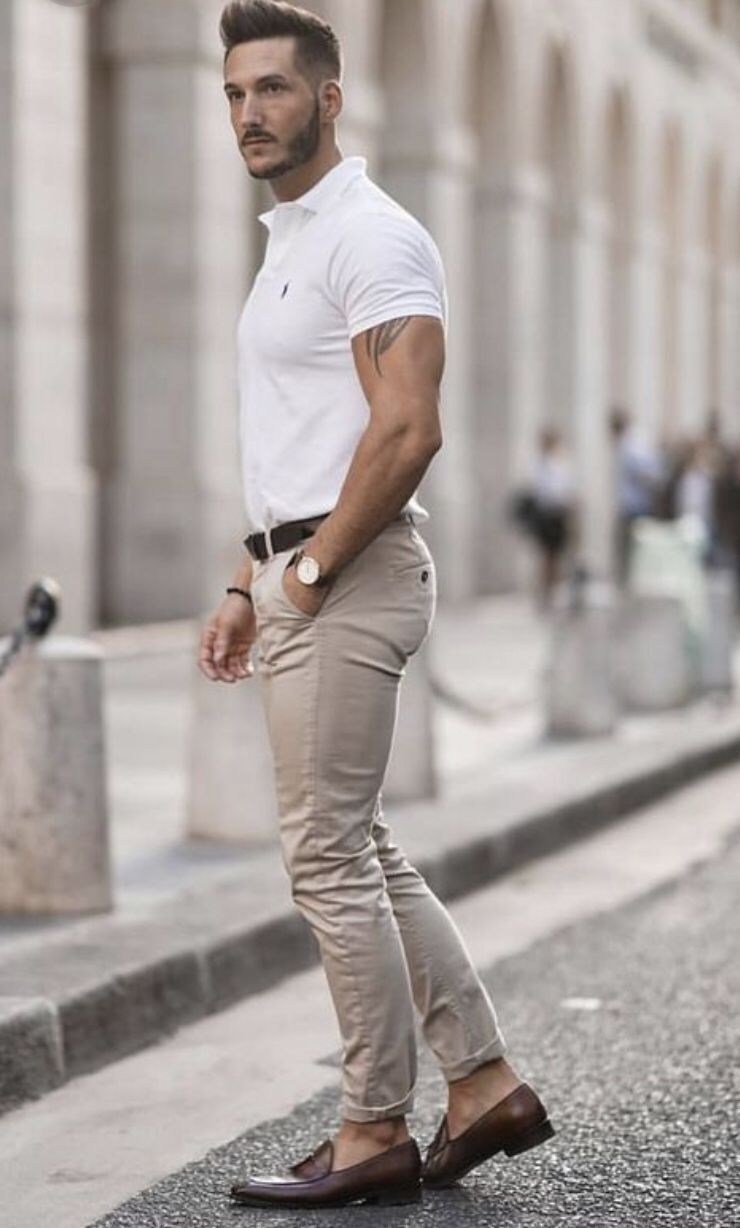 Stunning 6 Casual Spring Outfits for Guys http://glamisse.com