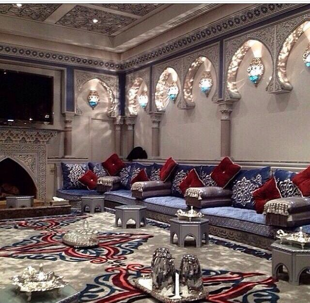 Sheesha Bar Living Room Sofa Design Interior Design Furniture Arabic Decor
