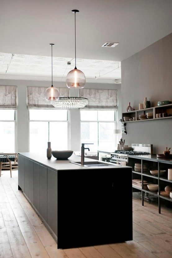 Soft Moody Apartment In Soho With Refined Accents | intertior design ...