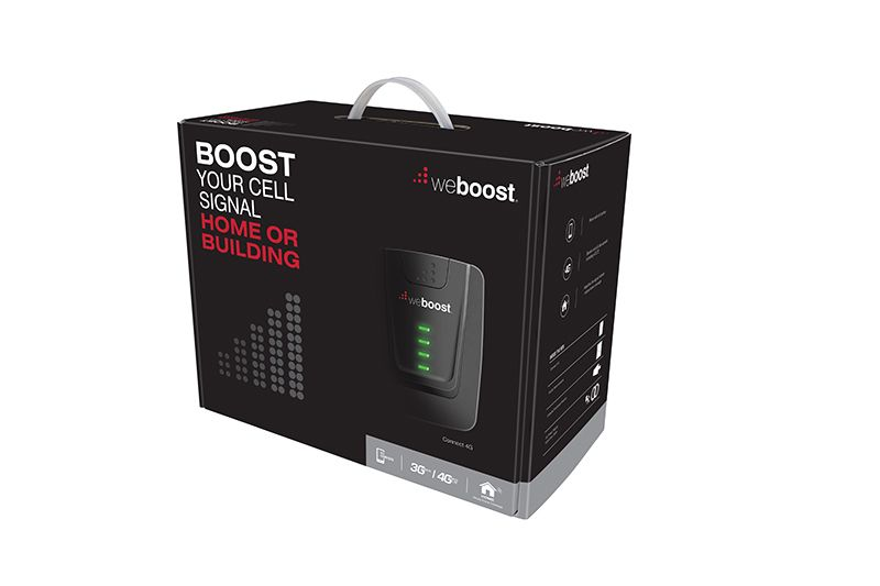 Weboost Connect 4g Directional Cell Phone Signal Booster 470103 Around The House Buy Cell Phones Phone The Cell