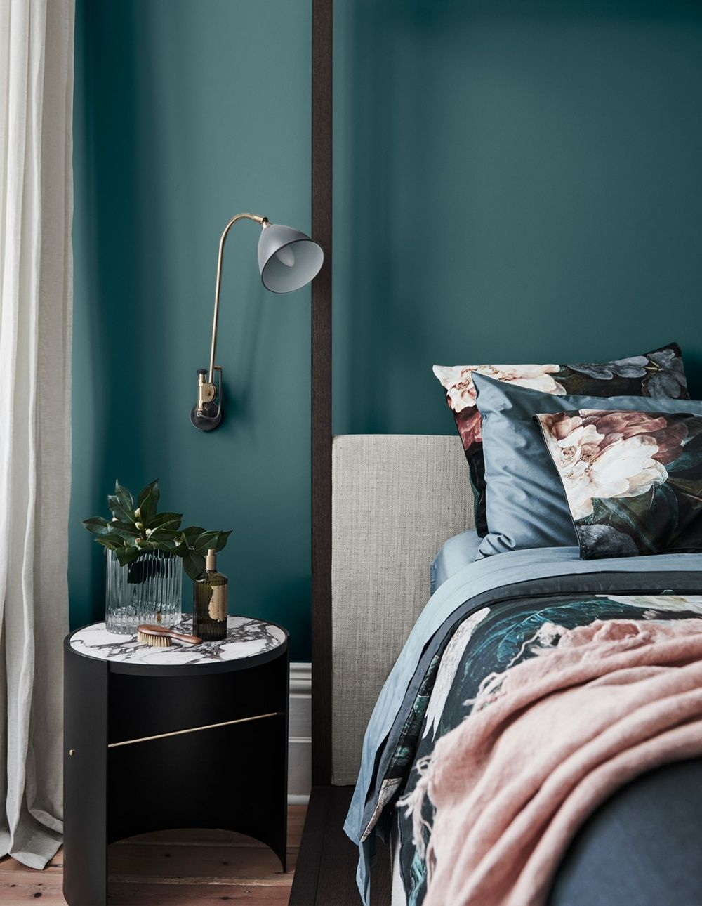 Unveiling Dulux S 2019 Colour Forecast Heron House Bedroom