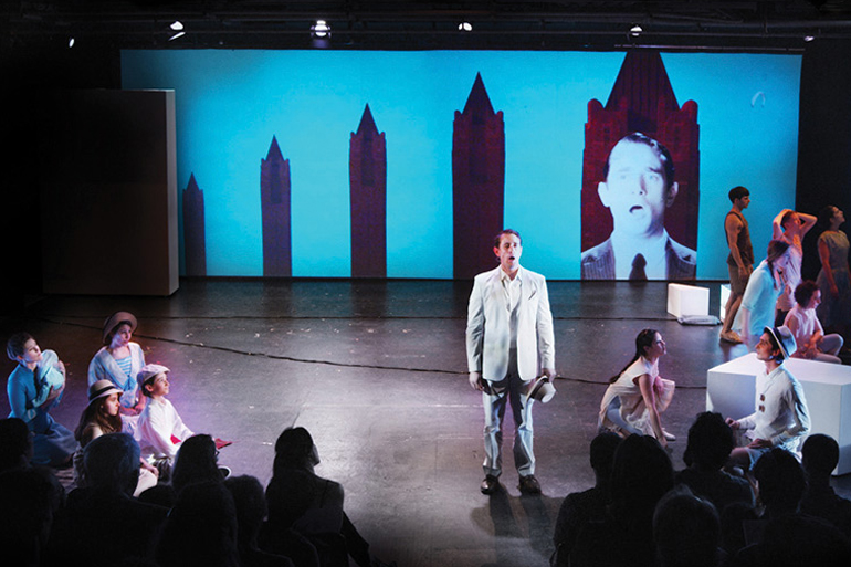 A New Opera Seeks To Capture The Conflict Between Two Of The 20th Century Titans Who Shaped American Cities Urban Planning Urban City Planner