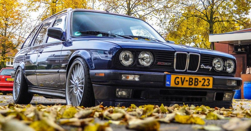 Alpina B Touring Is E M Fast Much More Practical Cars - Fast practical cars