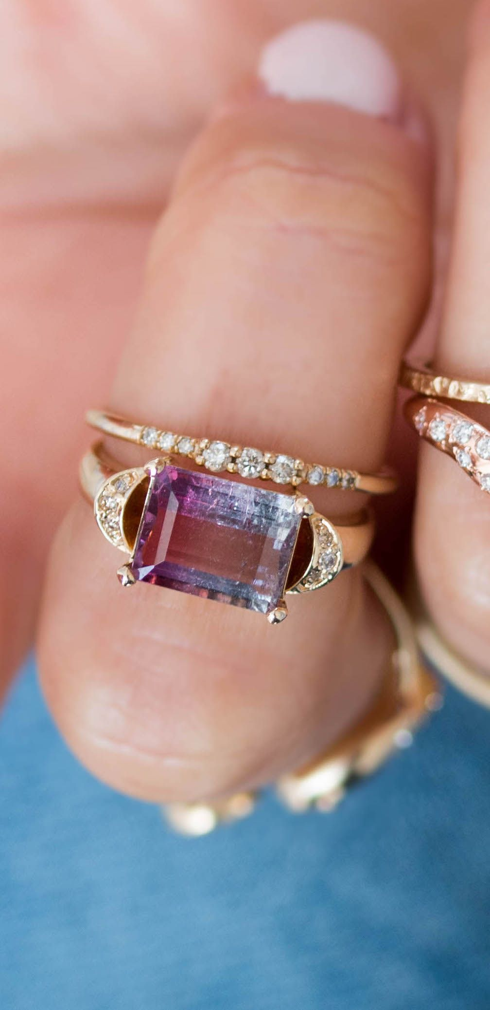 One of a kind tourmaline | My Style | Pinterest | Jewel, Ring and Bling
