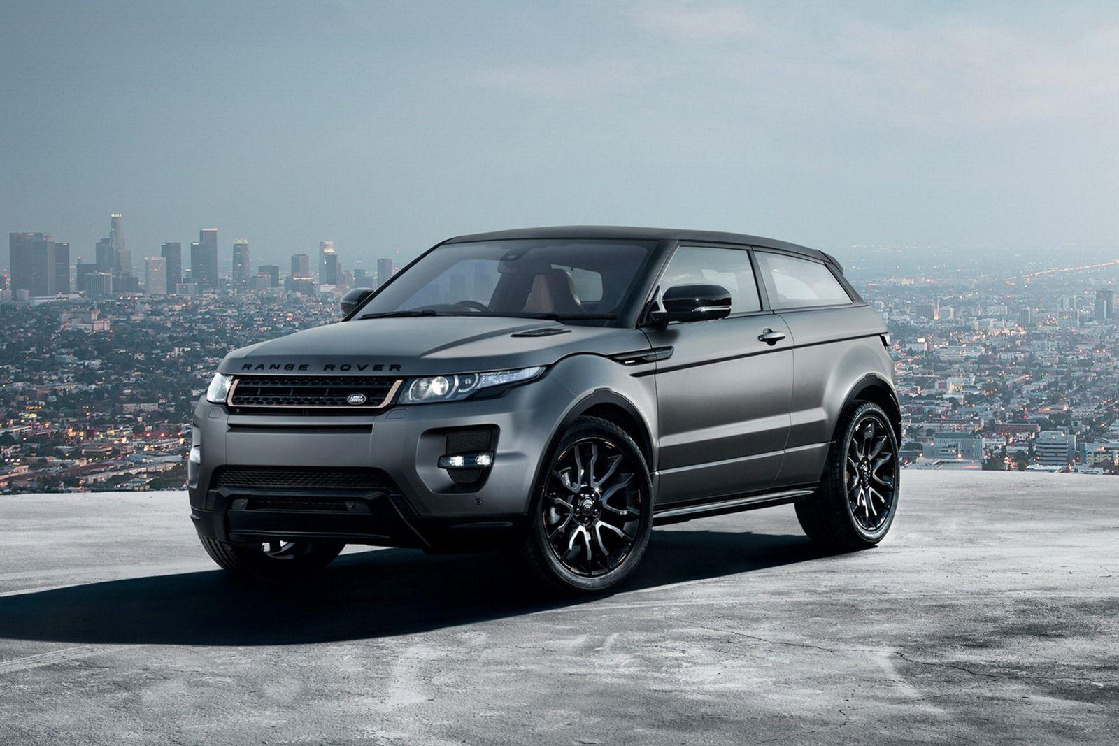 Range Rover Evoque Special Edition Range rover evoque