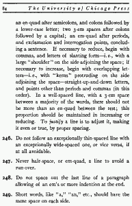 Why two spaces after a period isn't wrong (or, the lies typographers tell about history) - Heraclitean River